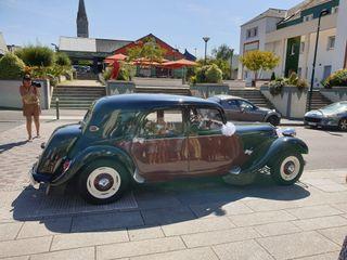 Location Citroën 1954 1