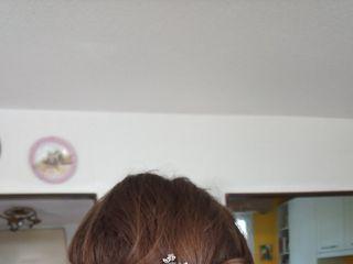 Sarah James Hairstyle 2