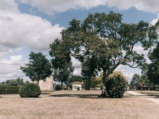Château du Bois de Sanzay 4