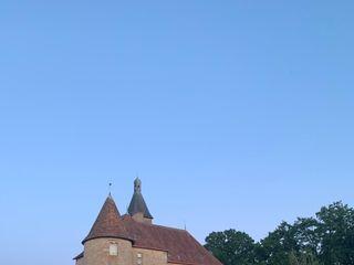 Château de Beauvoir Bourbonnais 4