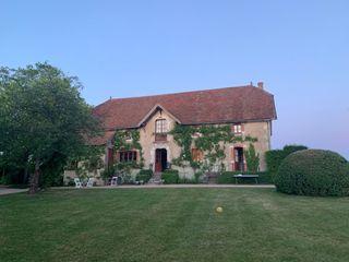 Château de Beauvoir Bourbonnais 5