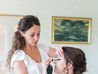 Amandine Poisson Makeup Artist 1