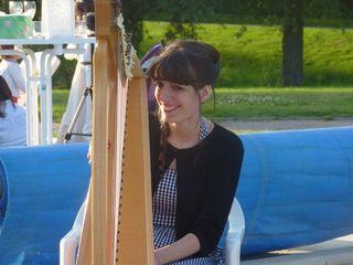 Charlotte Nenert - Harpe celtique 3