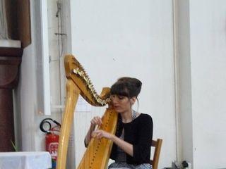 Charlotte Nenert - Harpe celtique 4