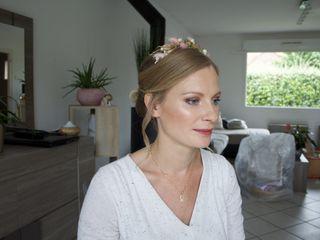 Justine Makeup 2