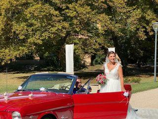 Mustang cabriolet 1966 4