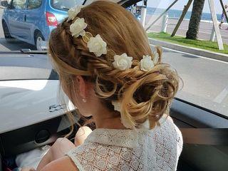 Sarah James Hairstyle 3