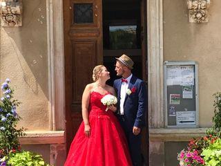 Mariage Sous l'Olivier 1