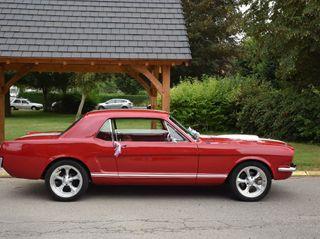 Mustang Mariage 2