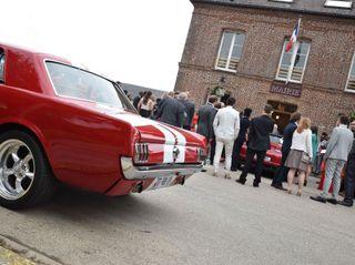 Mustang Mariage 3