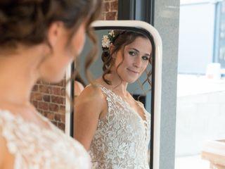Sarah Brenier - Coiffure et Maquillage 2