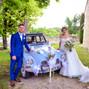 Le mariage de Marie Joubert/Damien Vallier et Fleur à Fleur 24