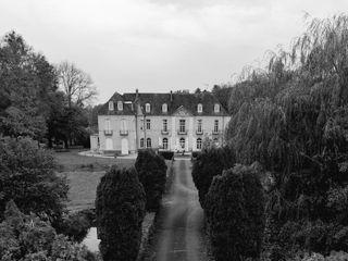 Château de Loulans Complexe de réception 1