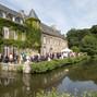 Le mariage de Carole et Château de la Motte Beaumanoir 2