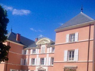 Château de la Chapelle des Bois 1