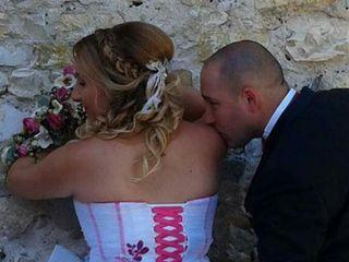 Mélany Wedding Story 1