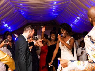 Dj Crystal Wedding 1