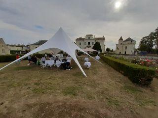 Château de Candes Saint Martin 2