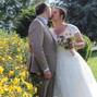 Le mariage de Elodie Salleron et Ceremony Day - Robe de mariée sur-mesure 4