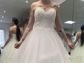 Divine Robe de Mariée 1
