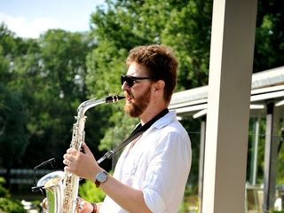 Pierre Lang - Saxophoniste 1