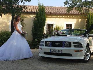Mustang Wedding 5