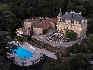 Château D'urbilhac 1