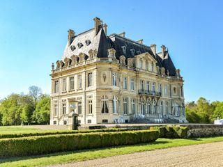 Château de Dangu 1