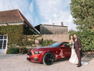 Location Ford Mustang 1