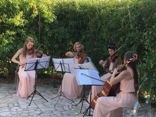 Ivana String Quartet 1