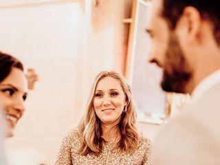 Anna Vetillart Wedding Make Up 1
