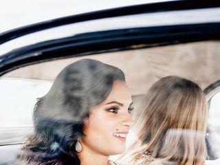 Anna Vetillart Wedding Make Up 2