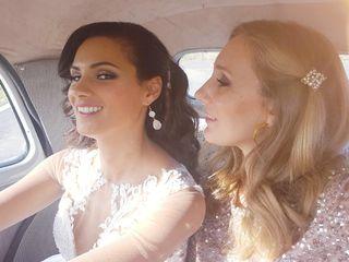 Anna Vetillart Wedding Make Up 3
