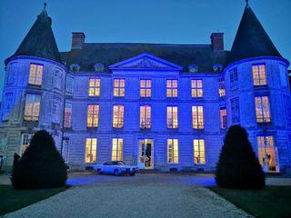 Château d'Hénonville 1