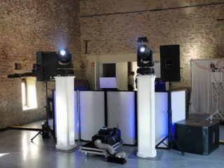 Sonorisation Dj Light 1