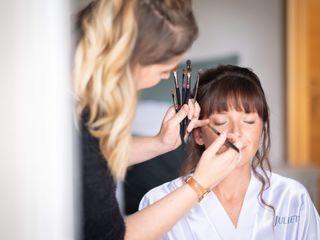 Lucie Champion Maquillage 1