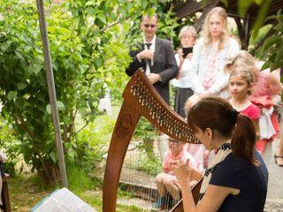 Charlotte Nenert - Harpe celtique 1