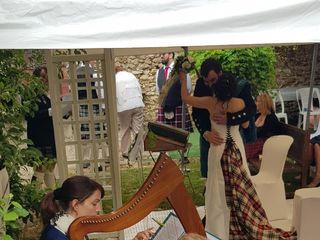 Charlotte Nenert - Harpe celtique 2