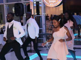 Agence Cinaa Titi - Danse africaine 1