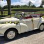 Le mariage de Alibert Charlotte et Location British Cars 33