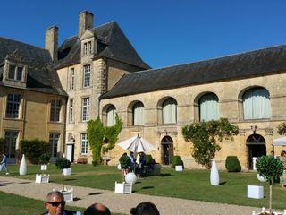 Château de Sauveboeuf 3