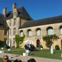 Le mariage de Celine et Château de Sauveboeuf 15