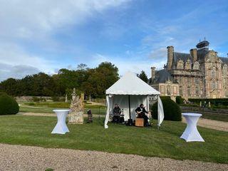 L'Orangerie Château de Beaumesnil 2