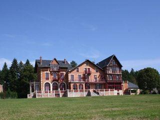 Château de La Luzière 1