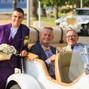 Le mariage de François Goltrant-Levadoux Ducastelle et Azur Classic Auto 3
