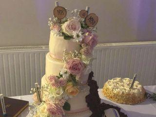 Gâteau Création 1