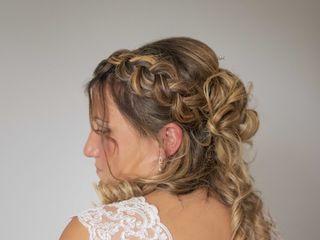 Coiffure maquillage Sabrina De Abreu 1