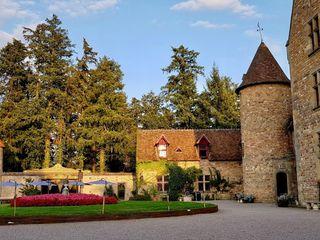 Château de Peufeilhoux 1