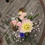 Le mariage de Sandra Carisey et Eleboria - Créations Florales 15