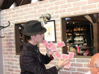 Lou Magicien Illusionniste 1
